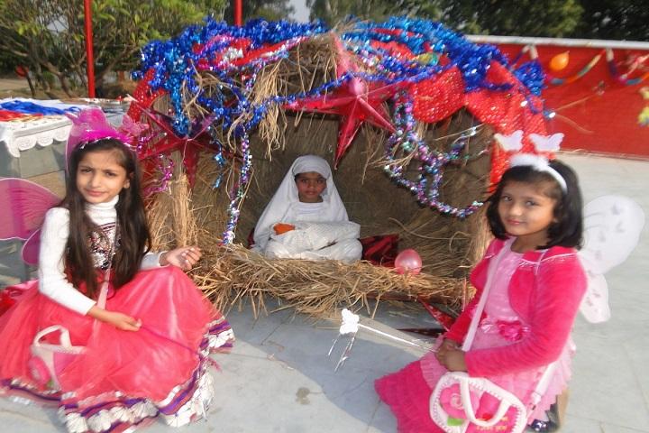 Army Public School-Christmas Celebration