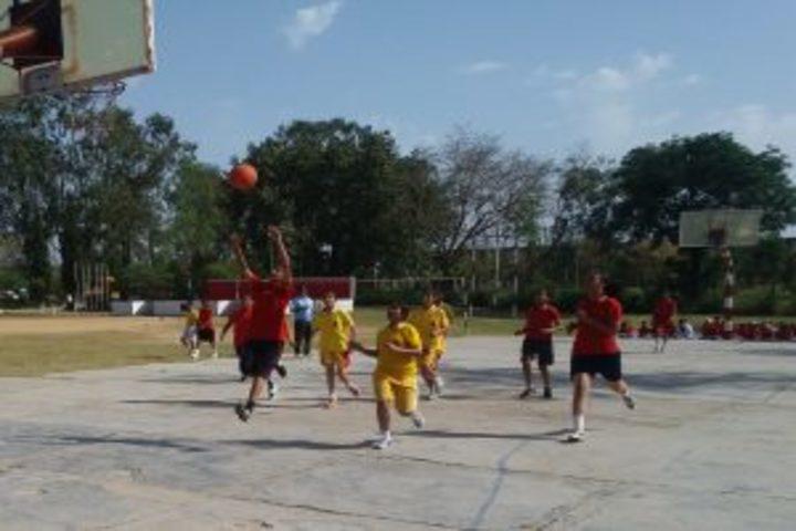 Army Public School-Basket Ball