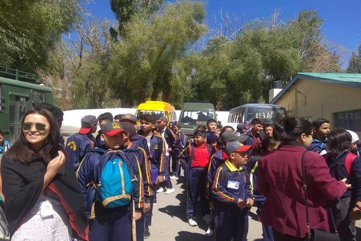 Army Public School-Tour