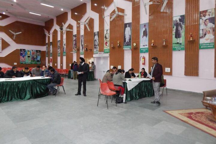 Army Public School-Teachers Training