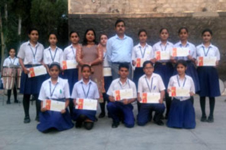 BSF Senior Secondary School-Achievement