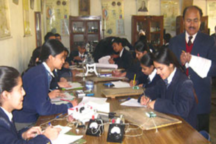 BSF Senior Secondary School-Laboratory