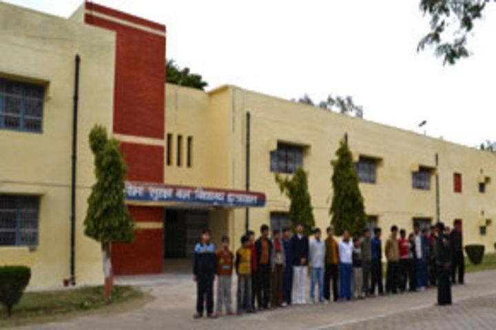 BSF Senior Secondary School-Teachers Hostel