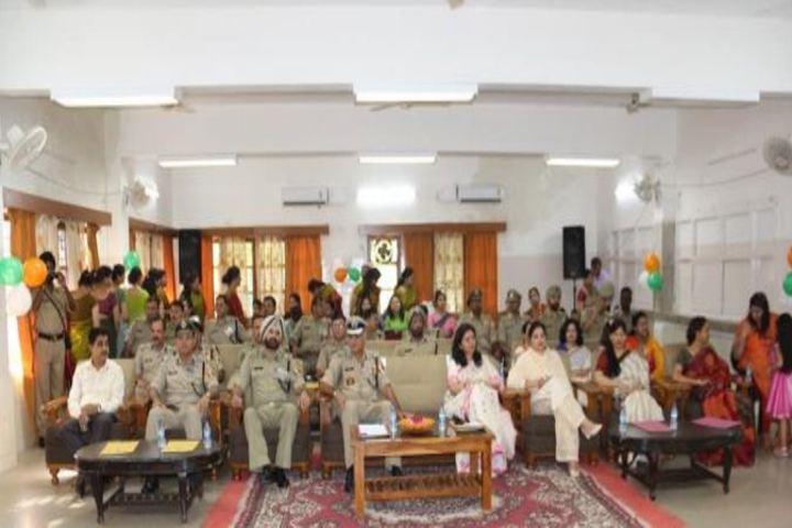 BSF Senior Secondary School-Meeting