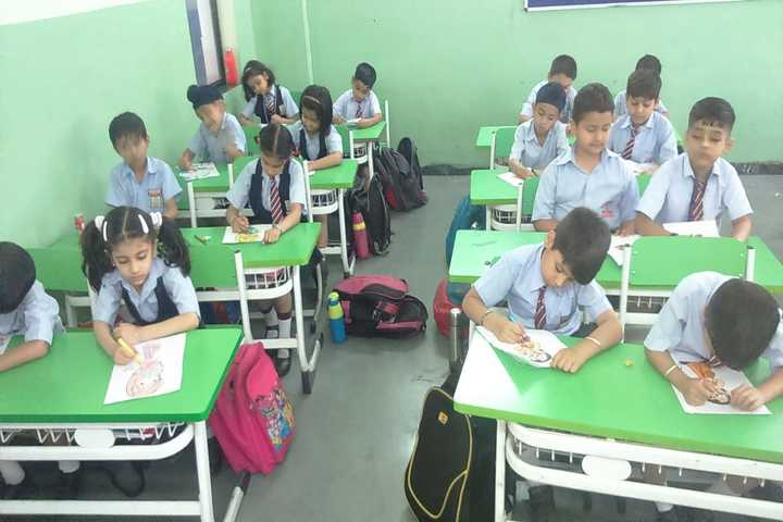 Banyan International School-Classroom
