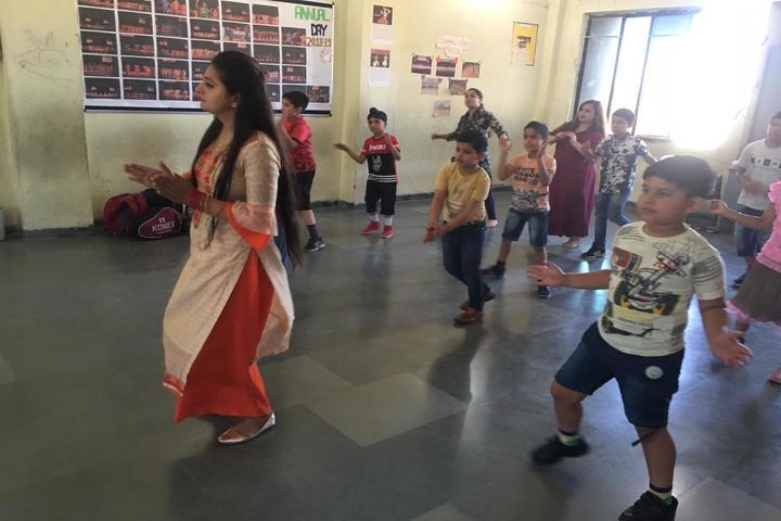 Banyan International School-Dance Room