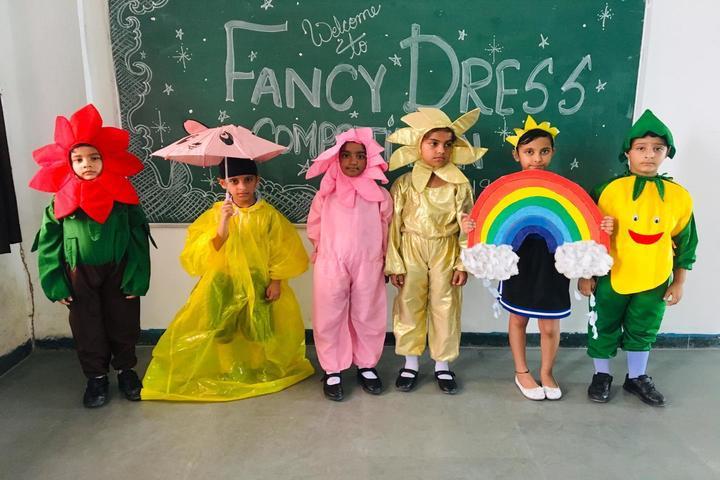 Banyan International School-Fancy Dress