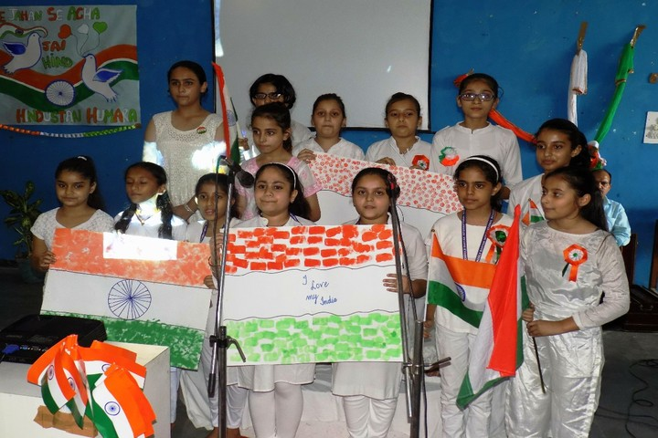 Banyan International School-Independence Day