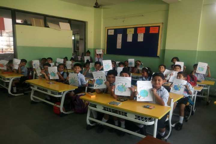 Banyan International School-Poster Making