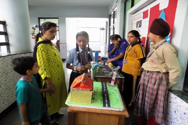 Banyan International School-Science Exhibition