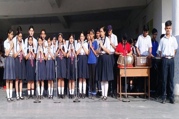 Banyan International School-Singing
