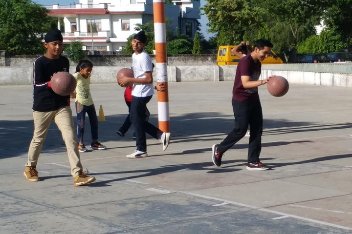 Banyan International School-Sports