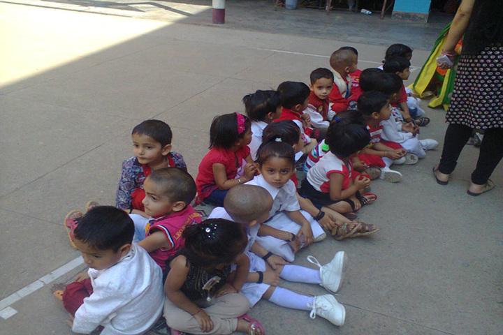 Brahmrishi Bawra Shanti Vidyapeeth School-kids2