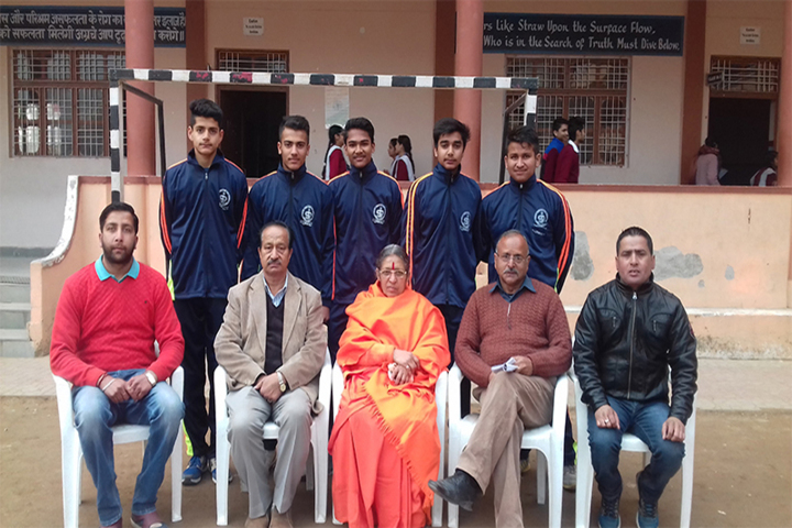 Brahmrishi Bawra Shanti Vidyapeeth School-staff