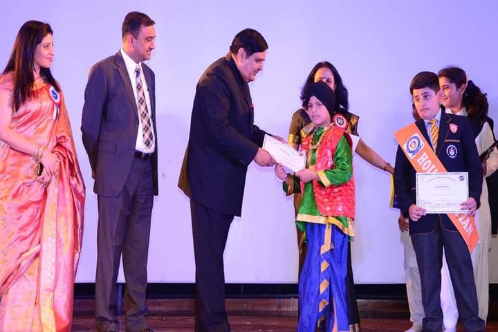 British International School-Awards