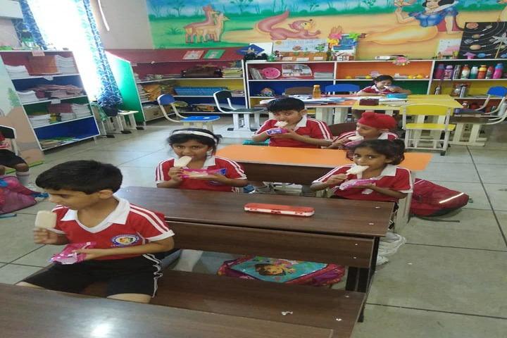 British International School-Class Room
