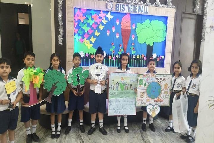 British International School-Earth Day