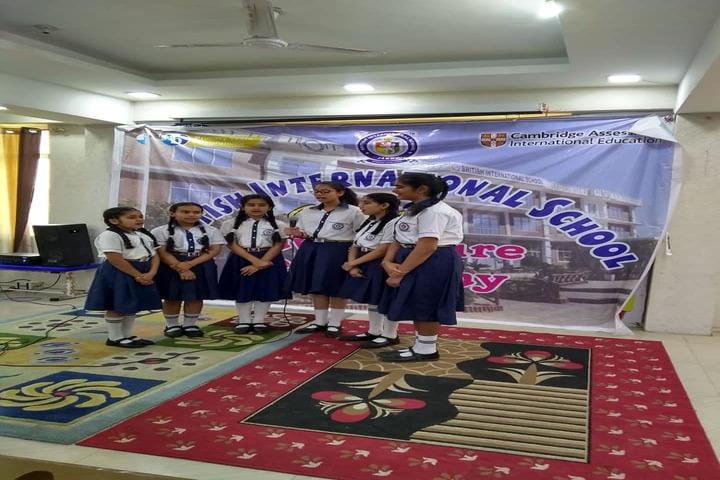 British International School-Singing