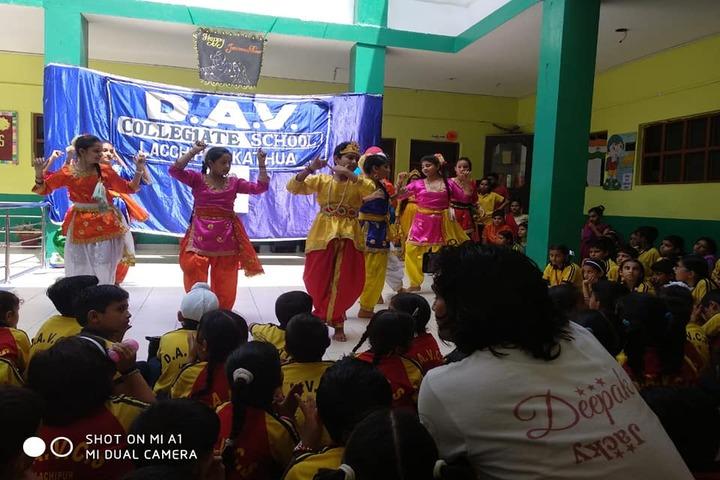DAV Colligiate School-Festival Celabrations