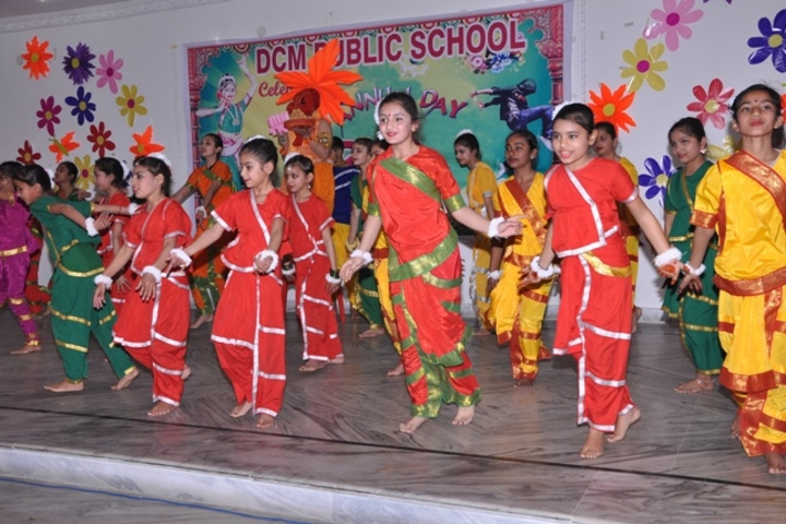 DCM Public School-Annual Day