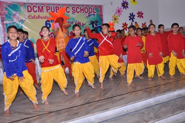 DCM Public School-Dance