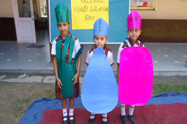 DCM Public School-Fancy Dress