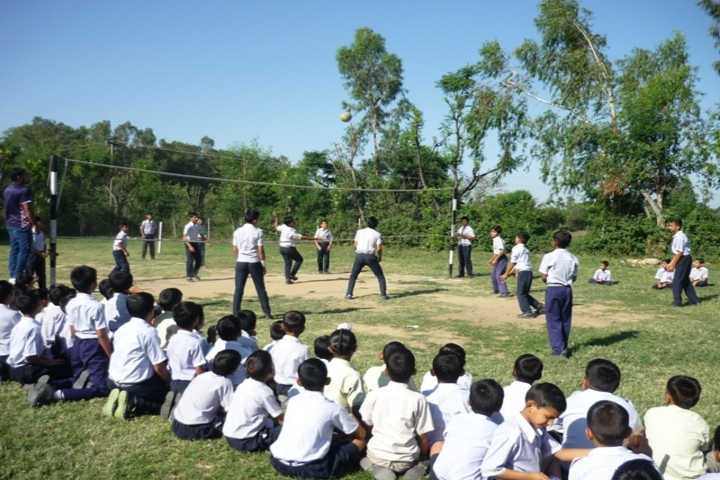DCM Public School-Sports