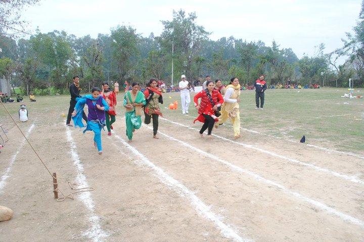 DCM Public School-Running