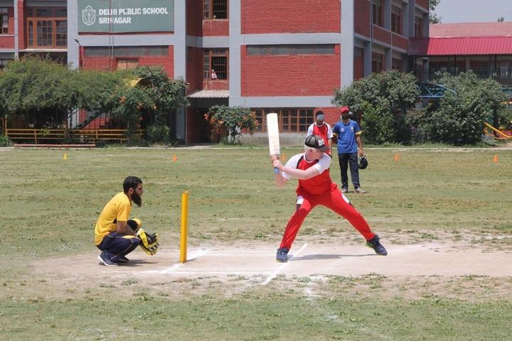 Delhi public School-Cricket