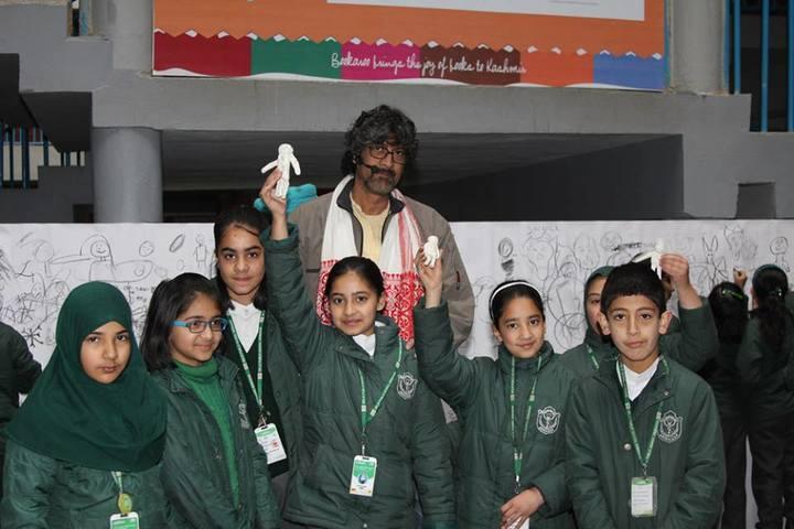 Delhi public School-Food Festival