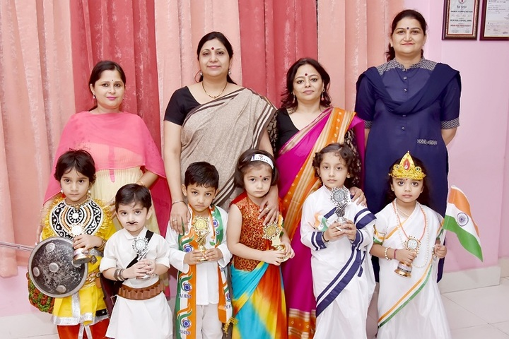 Delhi Public School-Fancy dress Compitition