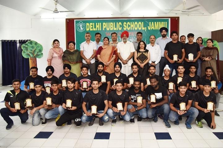 Delhi Public School-Hockey