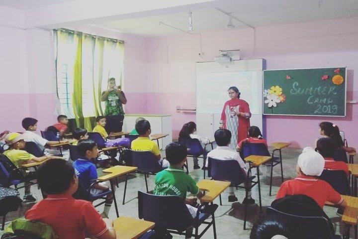 Delhi Public School-Class Room