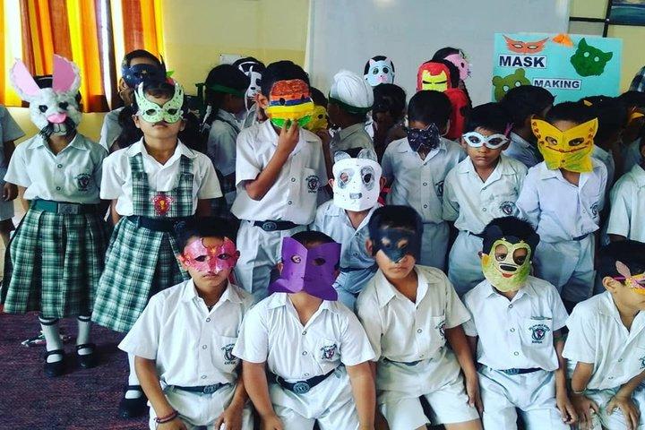 Delhi Public School-Hallowen Day