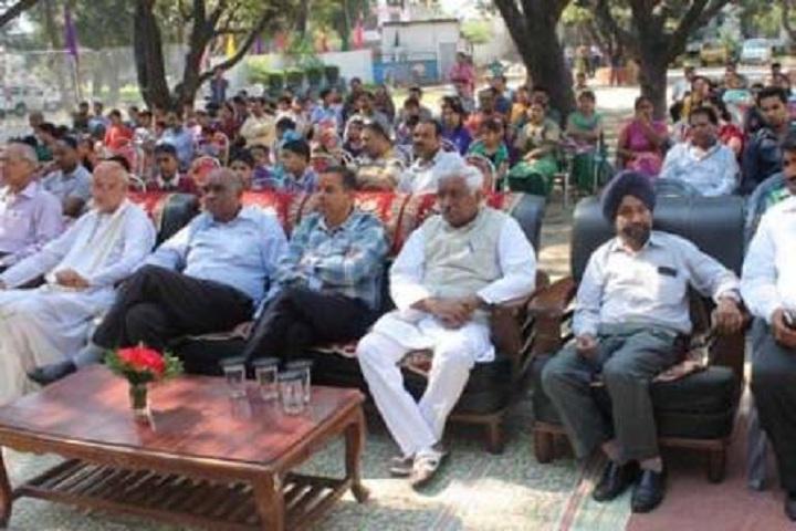 Dewan Badrinath Vidya Mandir - Others