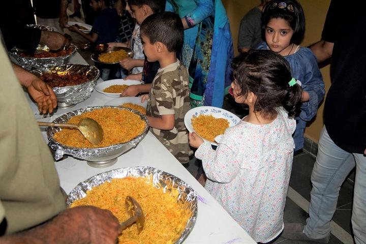 Don International School-Food Day