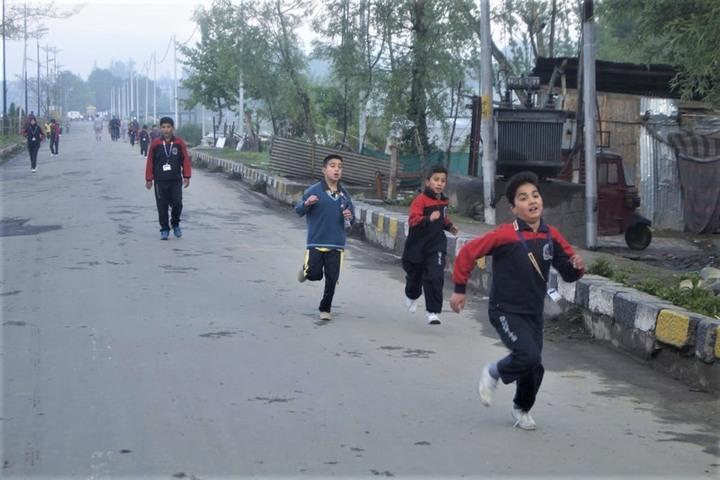 Don International School-Running