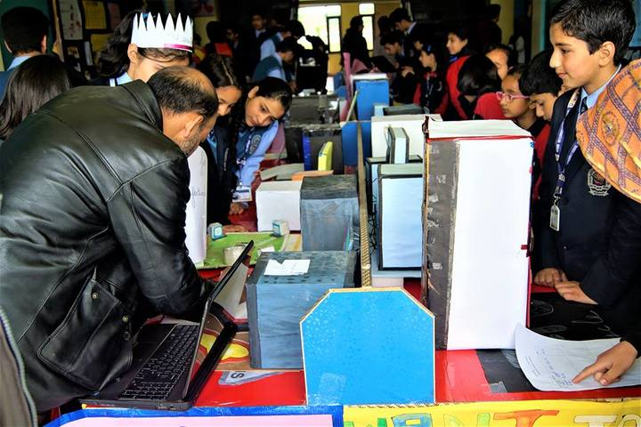 Don International School-Science Exhibition