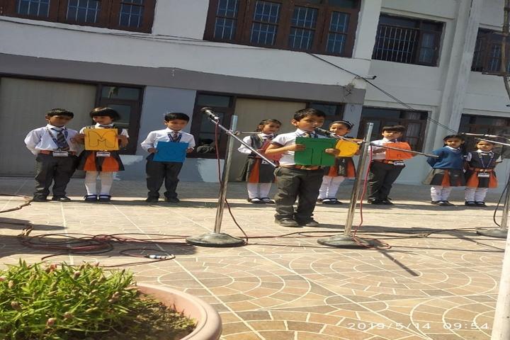 Don International School-Singing