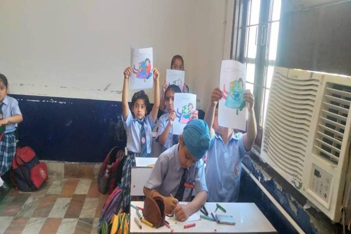Don International School-Class Room