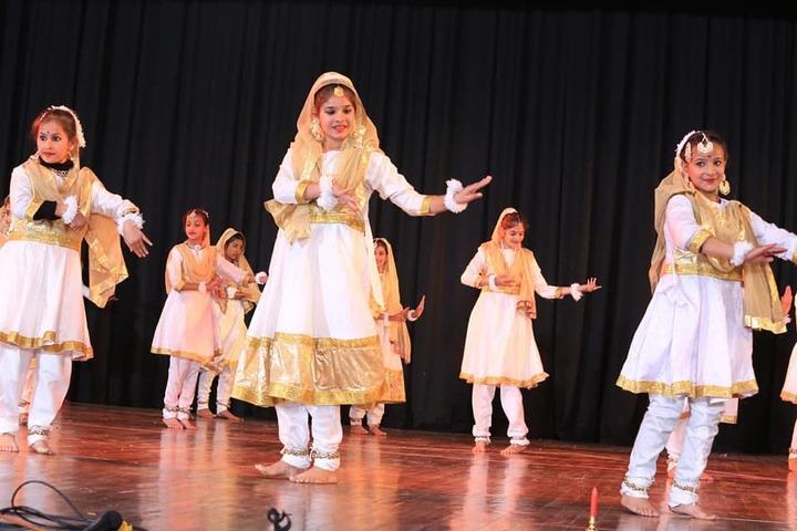 Don International School-Dance
