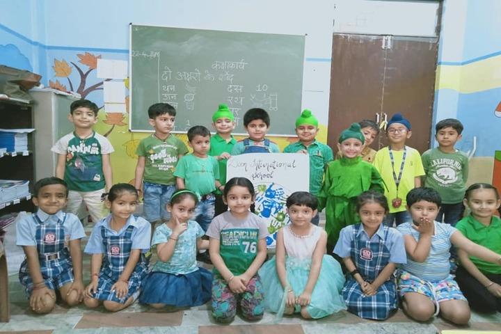 Don International School-Earth Day