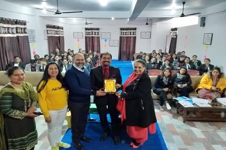 Don International School-Seminar