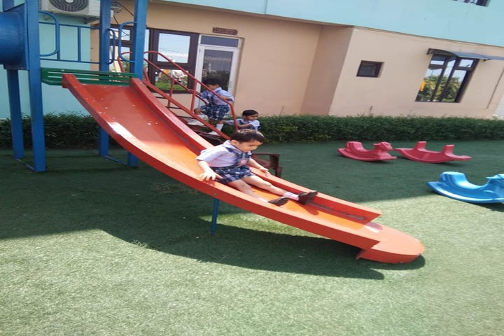 Don International School-play Room