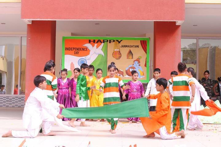 GD Goenka Public School-Independance Day