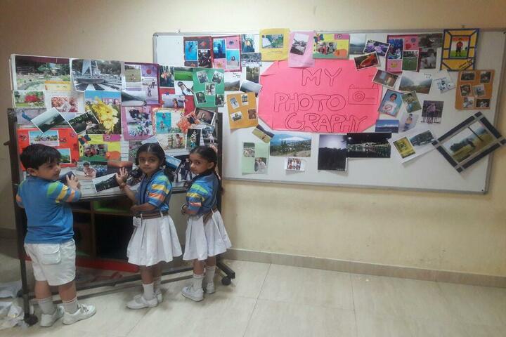 GD Goenka Public School-Photography day
