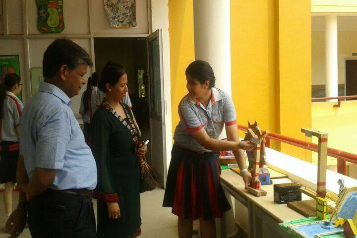 GD Goenka Public School-Science Exhibition