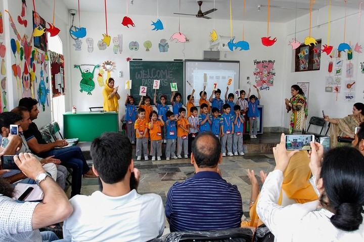 GD Goenka Public School-Activity