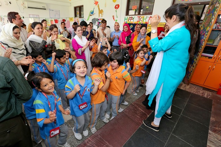 GD Goenka Public School-Childrens Day