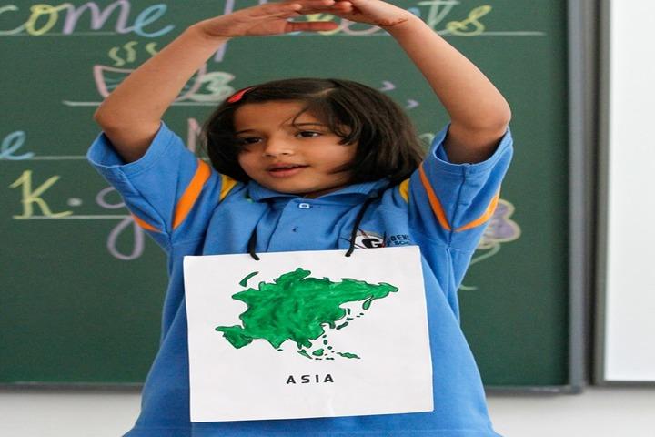 GD Goenka Public School-Green day